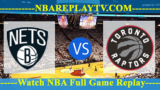 Brooklyn Nets vs Toronto Raptors 18 -10- 2019