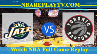 Utah Jazz vs Toronto Raptors – JAN-01-2019