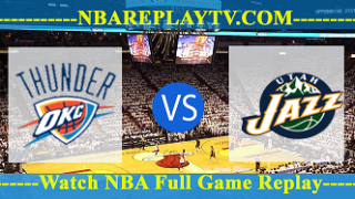 Oklahoma City Thunder vs Utah Jazz – Mar 11, 2017