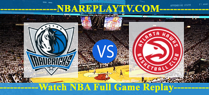 Atlanta Hawks vs Dallas Mavericks