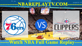 Los Angeles Clippers vs Philadelphia 76ers – Mar 11, 2017