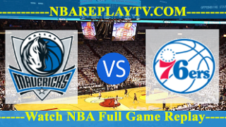Philadelphia 76ers vs Dallas Mavericks – APR-01-2019