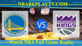 Golden State Warriors vs Sacramento Kings – DEC-14-2018