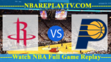 Indiana Pacers vs Houston Rockets – July 6, 2018