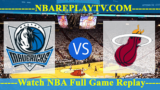 Miami Heat vs Dallas Mavericks – FEB-13-2019