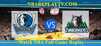 Minnesota Timberwolves vs Dallas Mavericks
