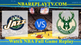 Utah Jazz vs Milwaukee Bucks – JAN-07-2019