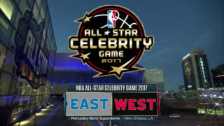 2017 NBA All-Star Celebrity Game: East vs West – Feb 17, 2017