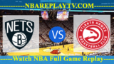 Atlanta Hawks vs Brooklyn Nets – JAN-09-2019