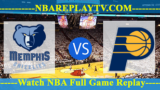 Memphis Grizzlies vs Indiana Pacers – Oct 06, 2018