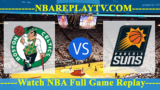 Phoenix Suns vs Boston Celtics 18 -11- 2019