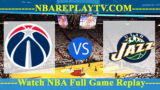 Utah Jazz vs Washington Wizards – MAR-18-2019