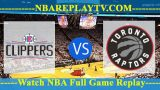 Toronto Raptors vs LA Clippers – DEC-11-2018