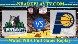 Indiana Pacers vs Minnesota Timberwolves – Dec 31, 2017