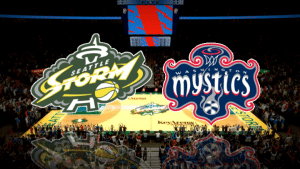 WNBA FINAL – Washington mystics vs Seattle storm – Sep 7, 2018
