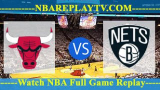 Chicago Bulls vs Brooklyn Nets 16 -11- 2019