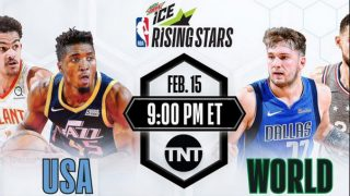 Rising Stars – World vs USA – FEB-15-2019