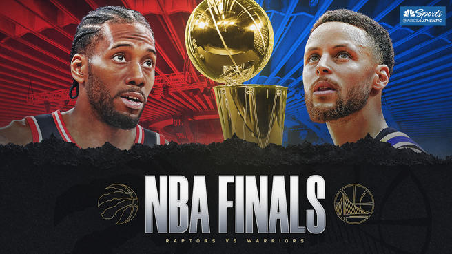 NBA FINALS – GAME 2 – Golden State Warriors vs Toronto Raptors  02 Jun 2019